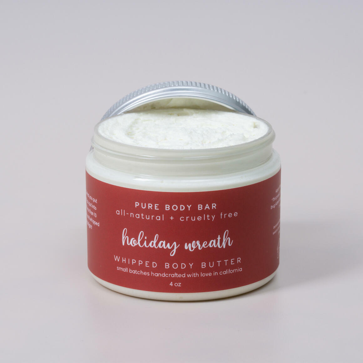 Holiday Wreath Whipped Body Butter   Trada Marketplace