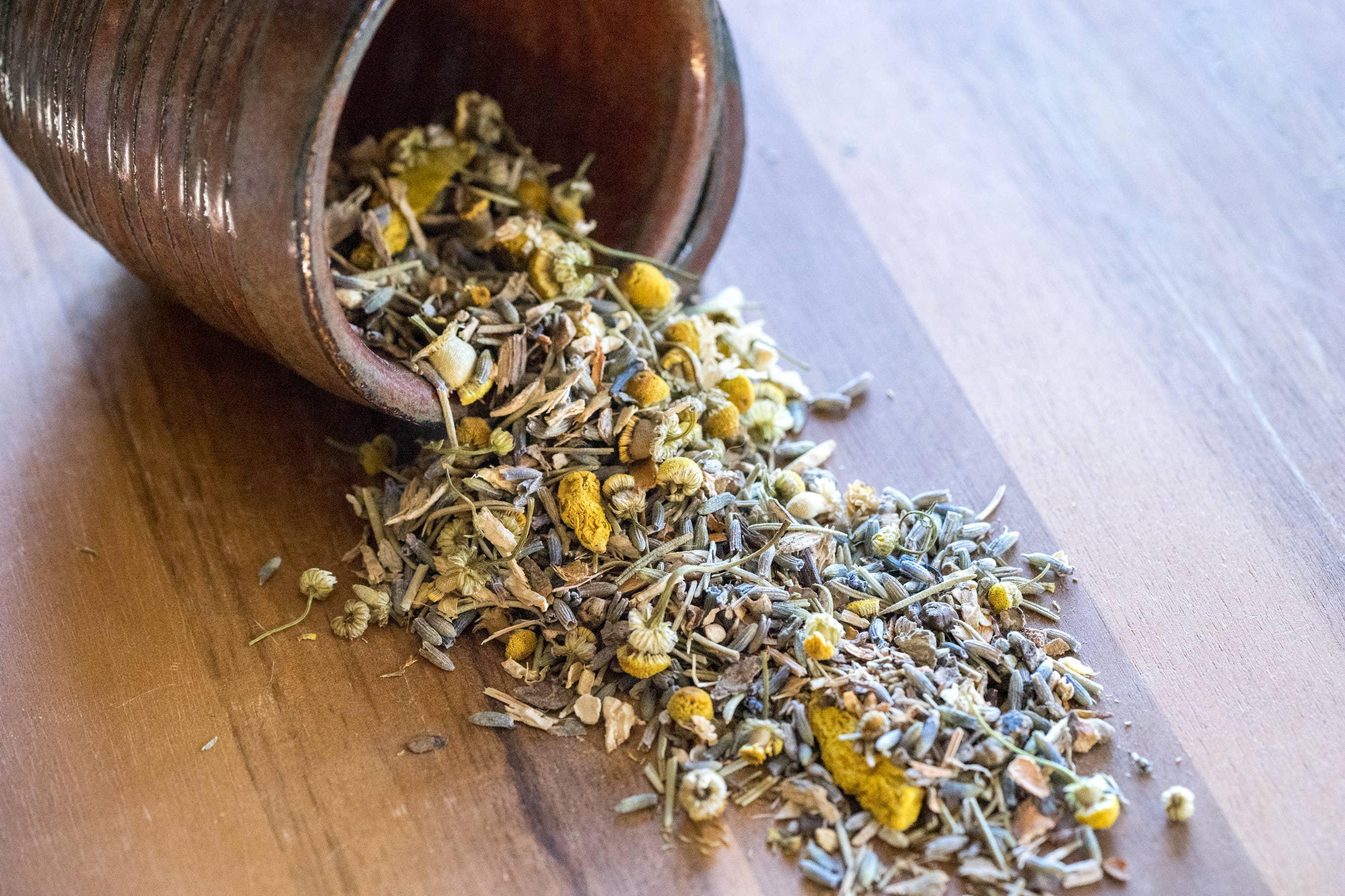 Muscle Rest Herbal Tea | Trada Marketplace