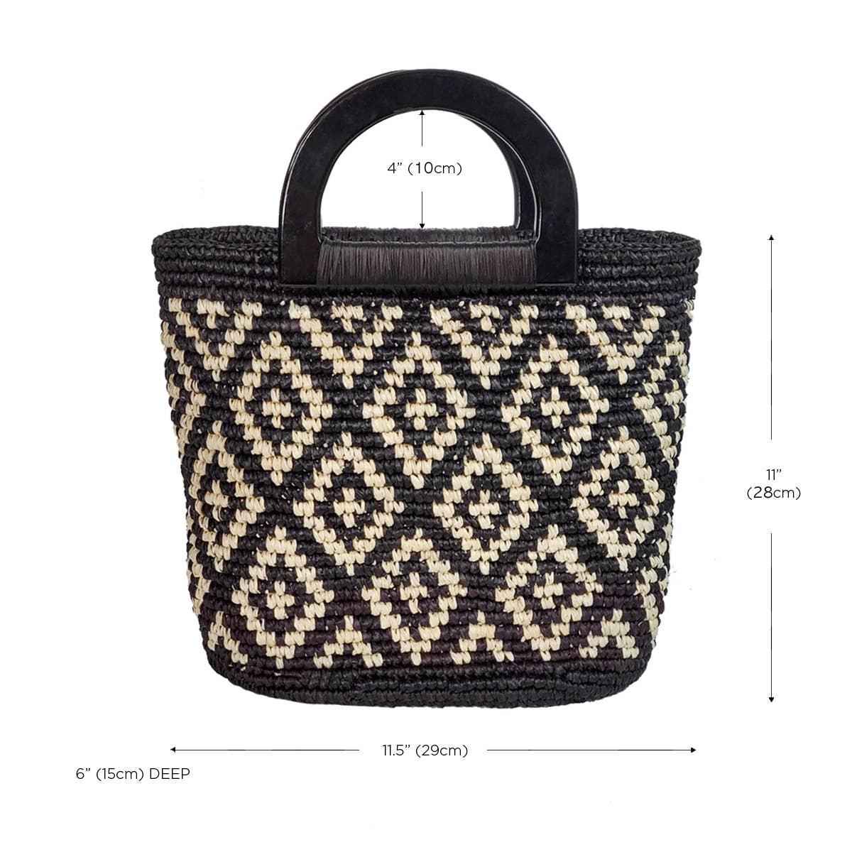 Diamente Tote Bag   Trada Marketplace
