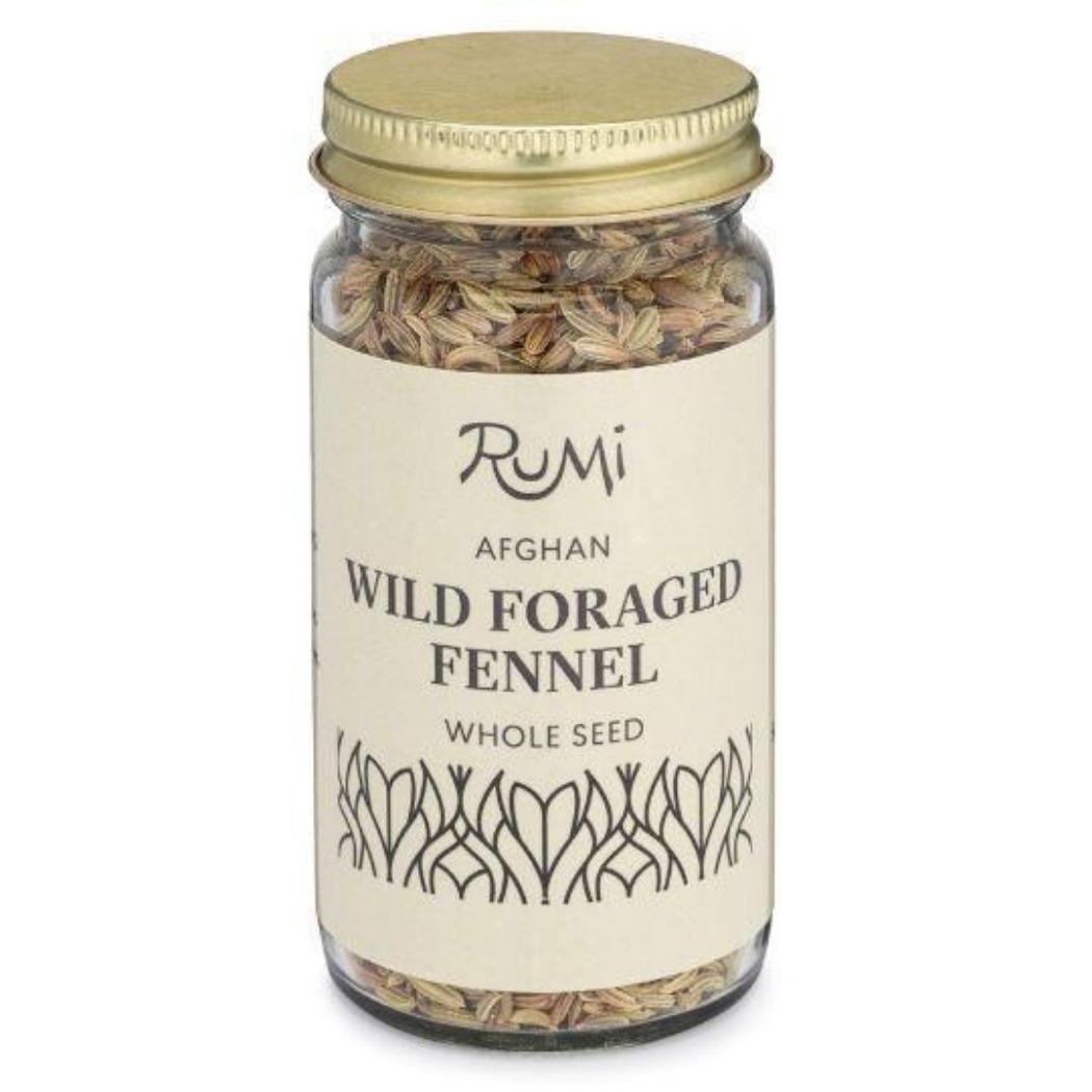 2.1oz Wild Foraged Afghan Fennel - Whole Seed   Trada Marketplace