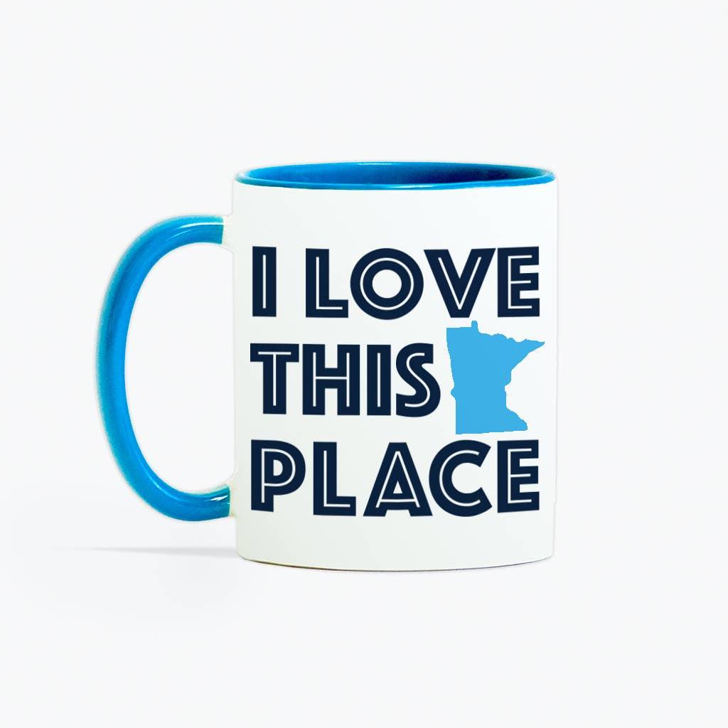 Mug - 11oz I Love My State   Trada Marketplace