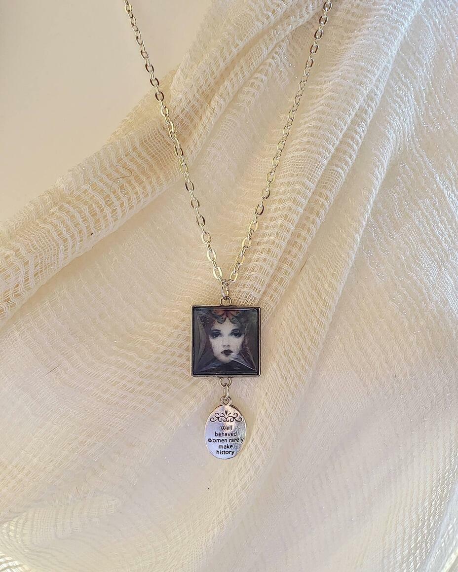 """""""Ladies"""" Silver Necklace   Trada Marketplace"""