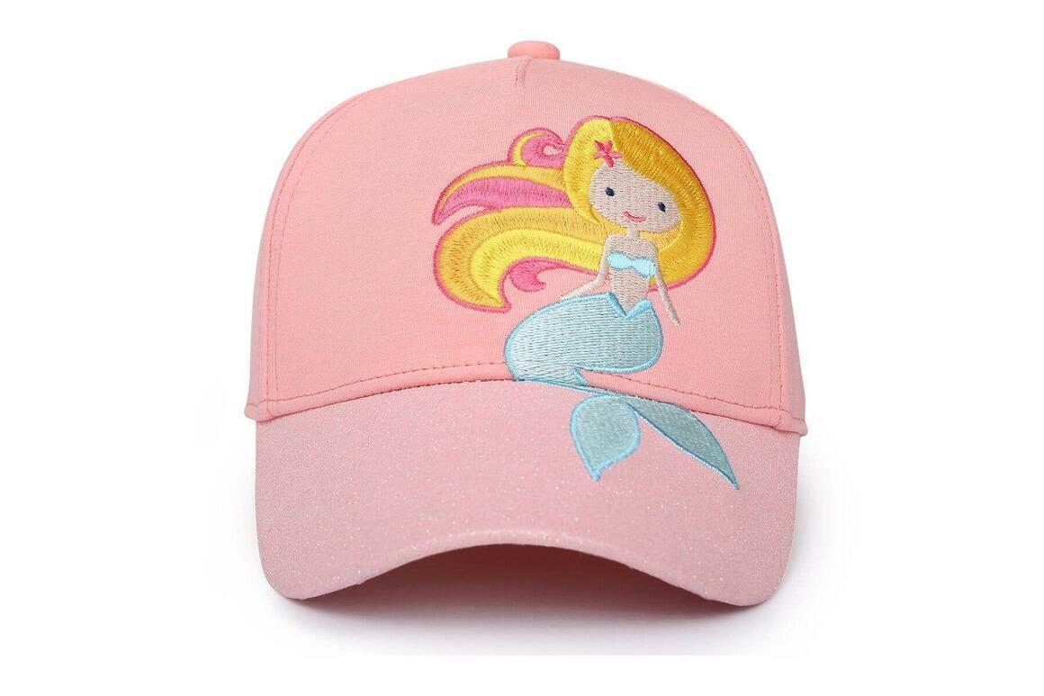 Kids UPF50+ Ball Cap - Mermaid | Trada Marketplace