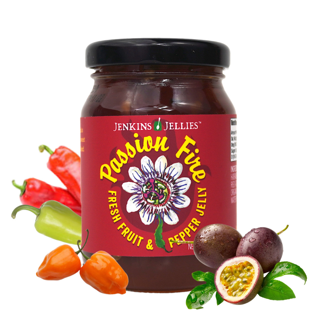 5 oz Passion Fire Pepper Jelly   Trada Marketplace