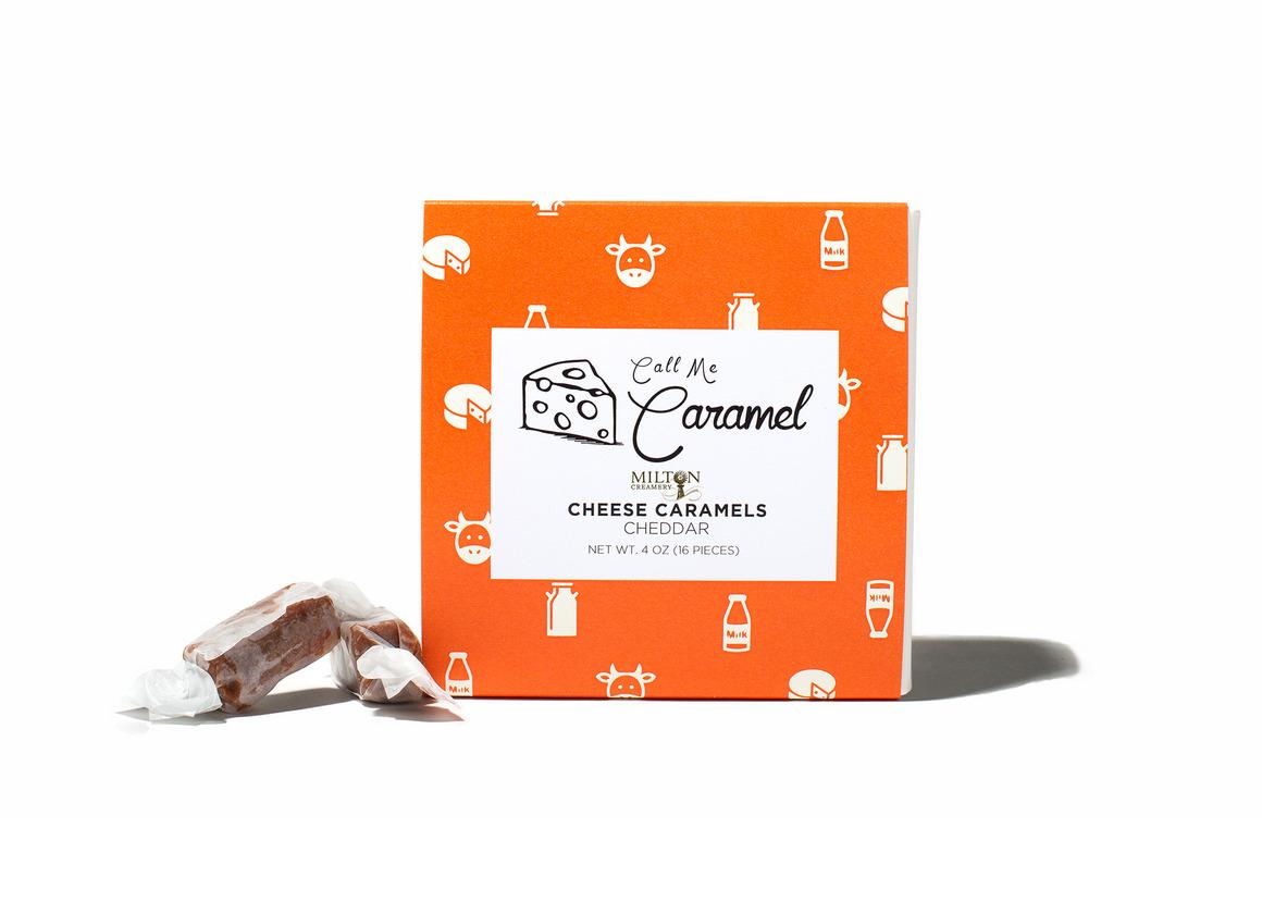Prairie Breeze Cheddar Caramel Box | Trada Marketplace