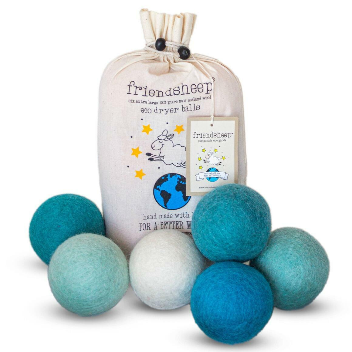 Blue Ocean Eco Dryer Balls   Trada Marketplace