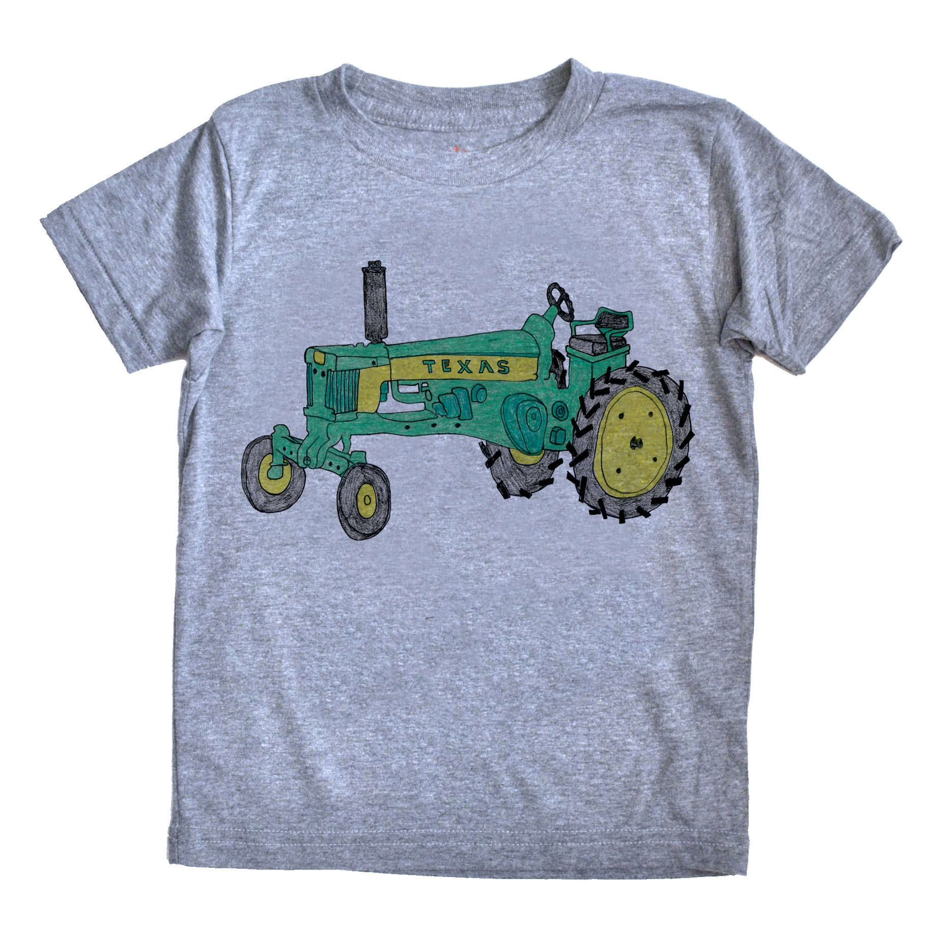 Tractor - Triblend - Grey | Trada Marketplace