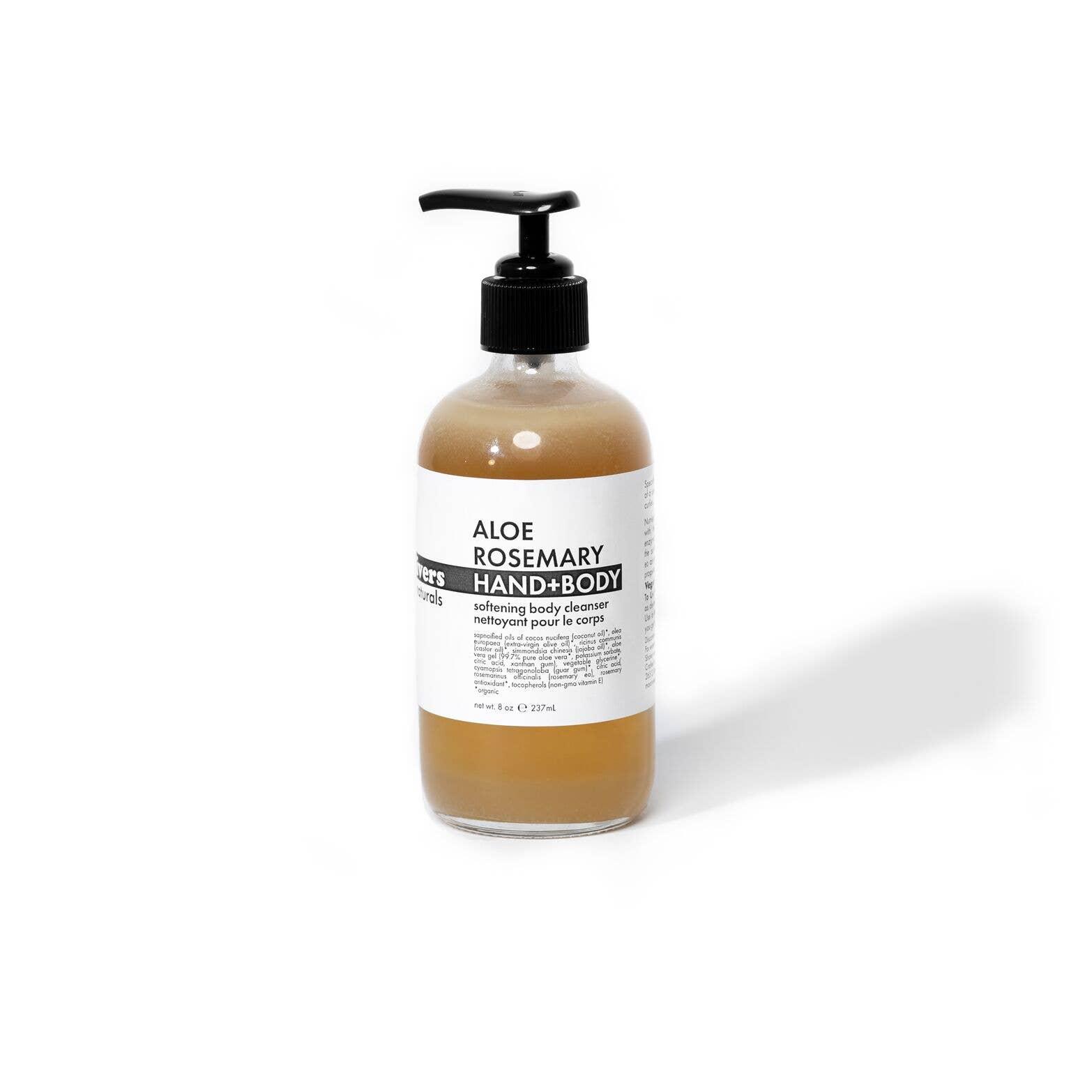 Aloe Rosemary Hand + Body Wash | Trada Marketplace