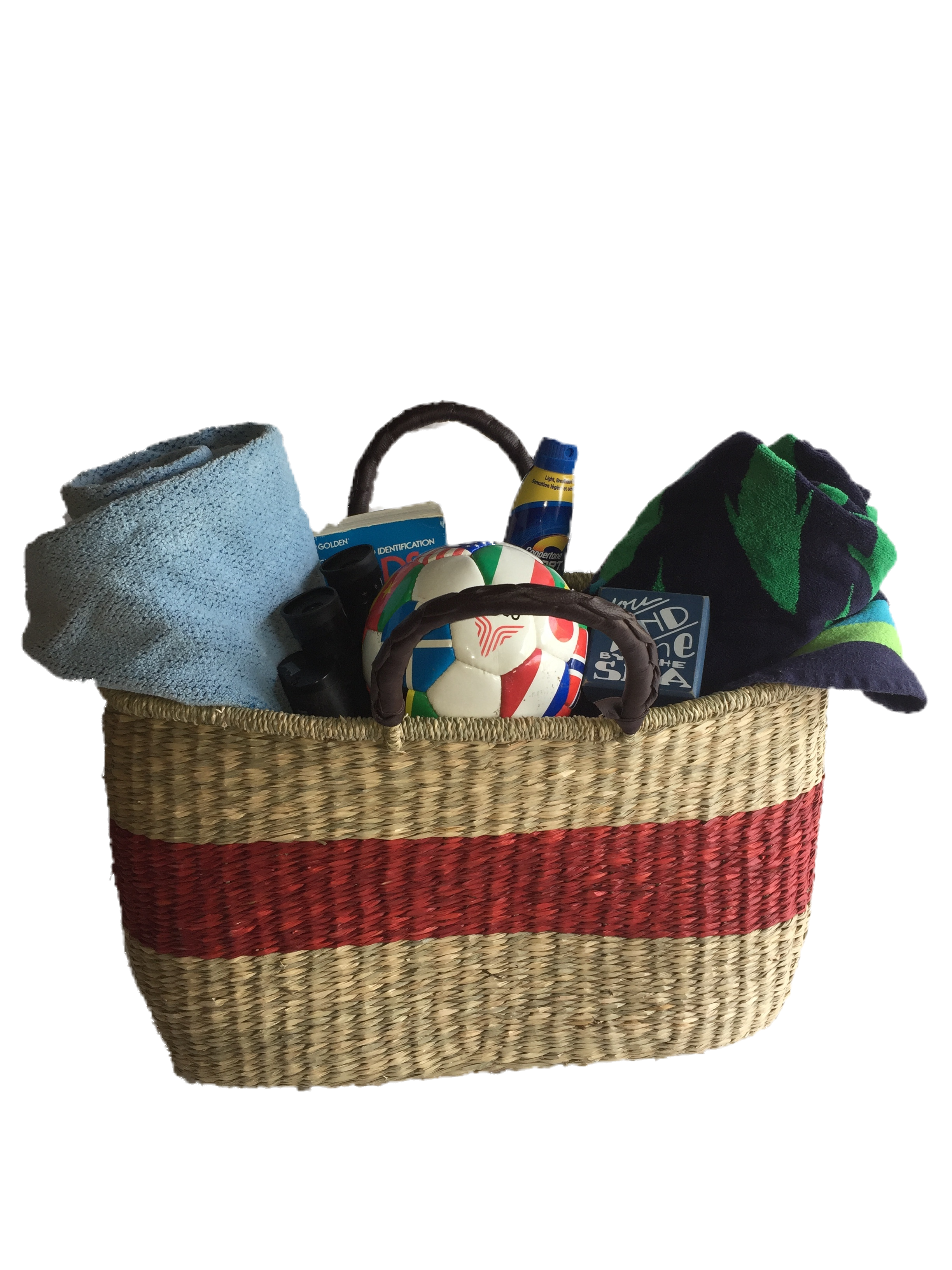 Seagrass Rectangular Bag - Set of 2 | Trada Marketplace