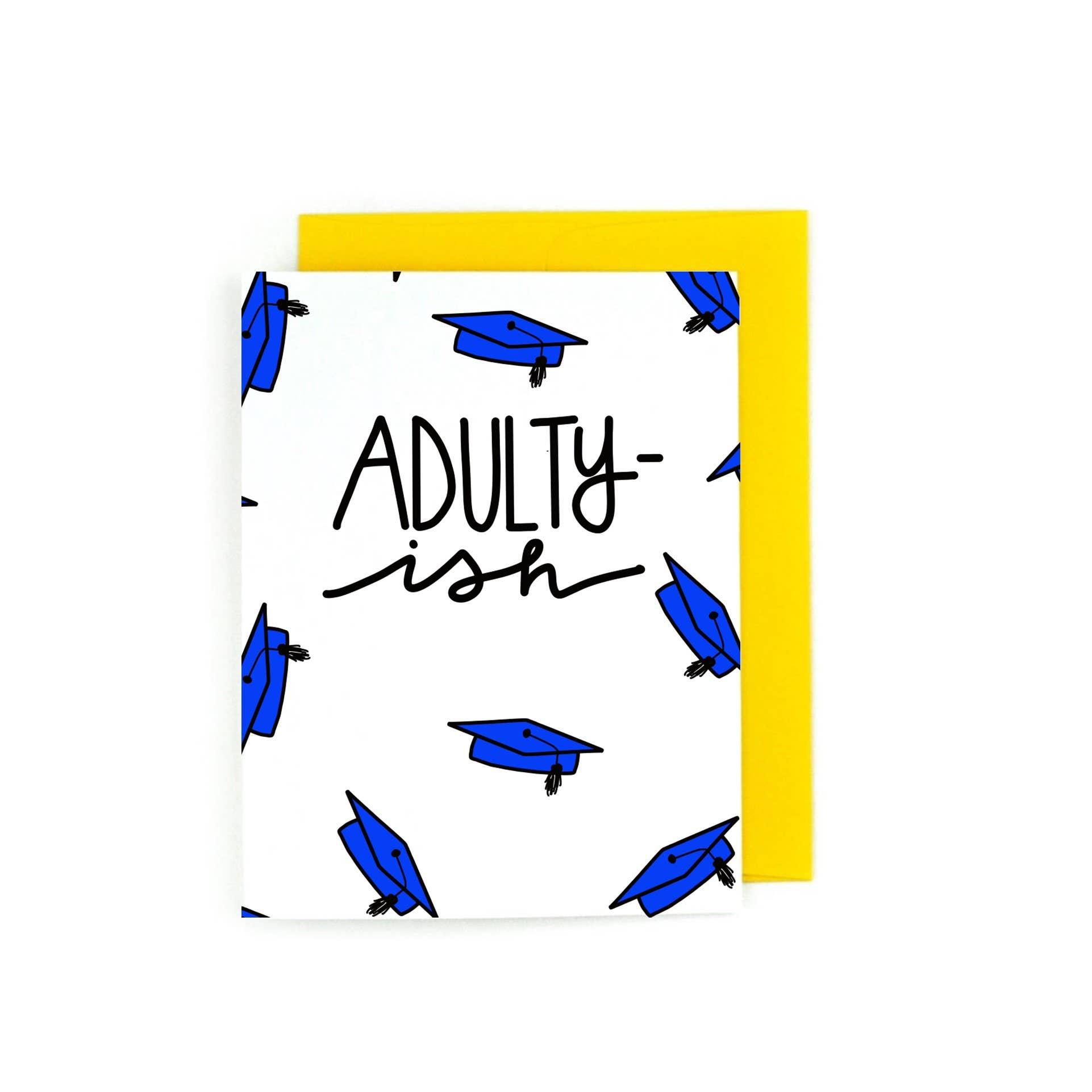 Adulty-ish | Graduation | Trada Marketplace