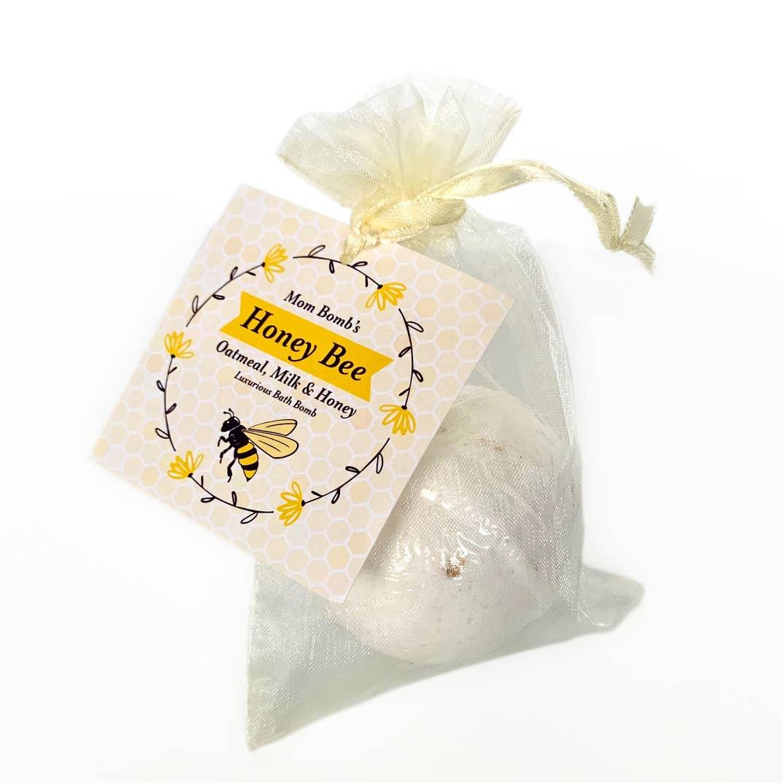 "Bath Bomb Single ""Honey Bee"", Funds Charity to Help Moms | Trada Marketplace"