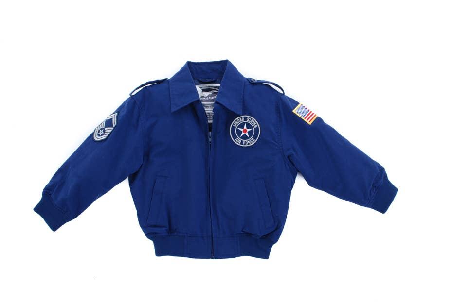U.S. Air Force Jacket - Blue   Trada Marketplace