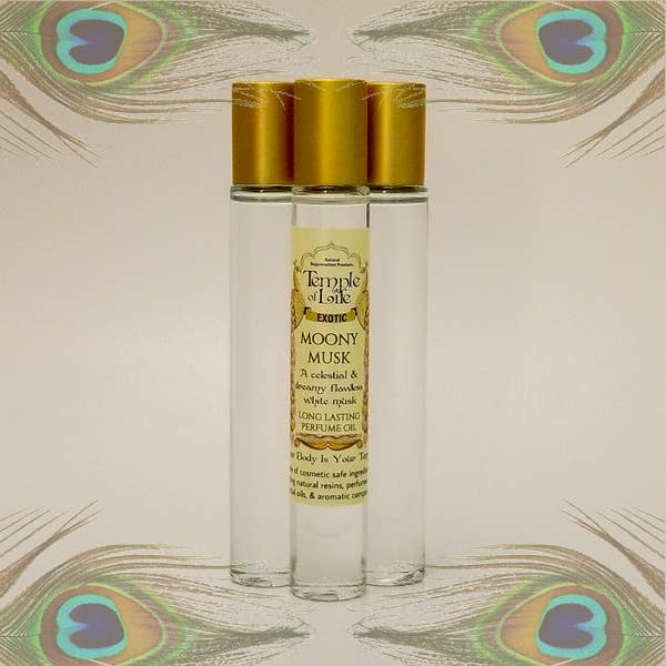 Exotic Perfume Oil - Moony Musk   Trada Marketplace