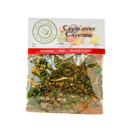 Cryin' Over Cayenne Spice | Trada Marketplace