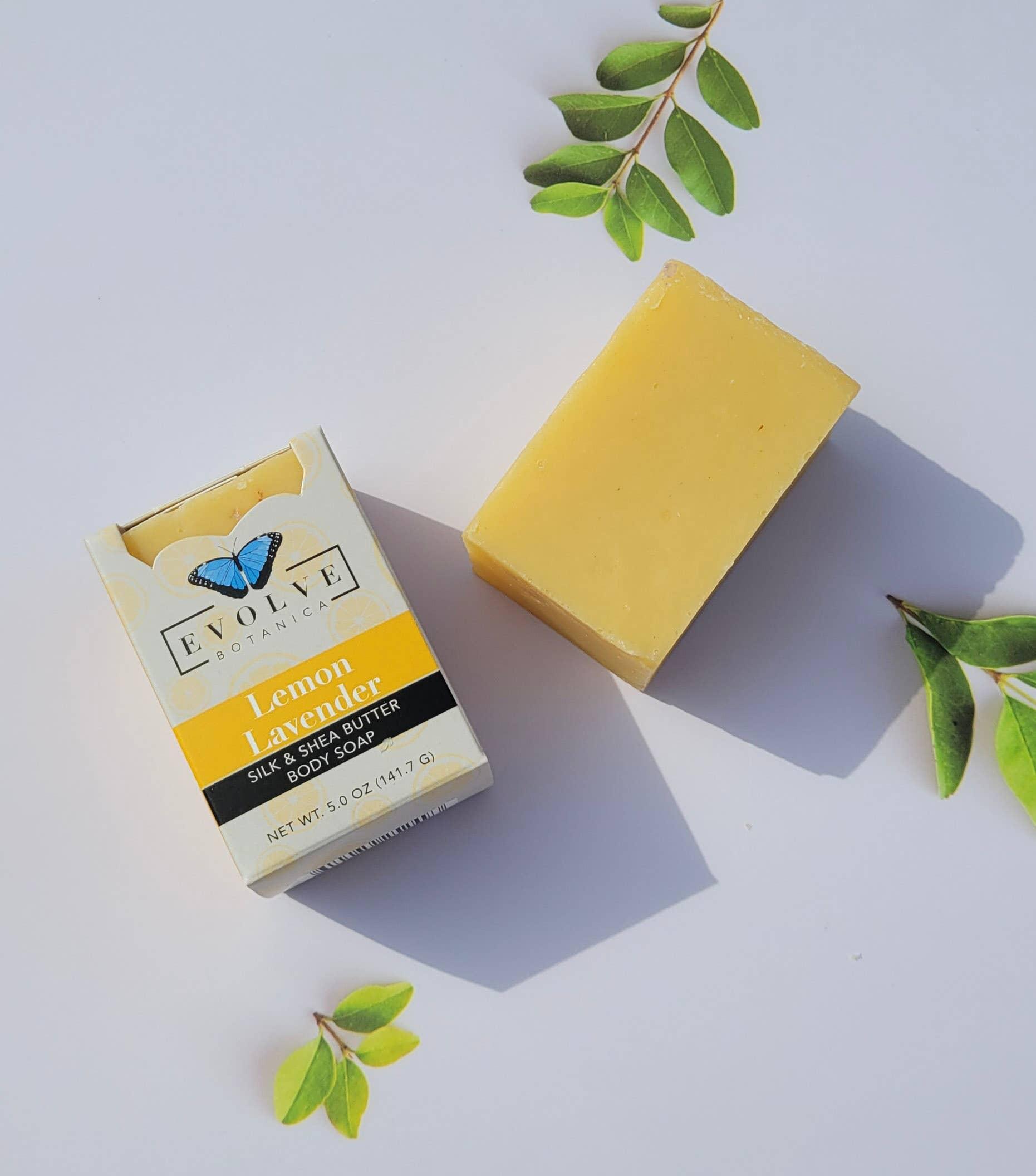 Evolve - Specialty Soap - Lemon Lavender Silk | Trada Marketplace