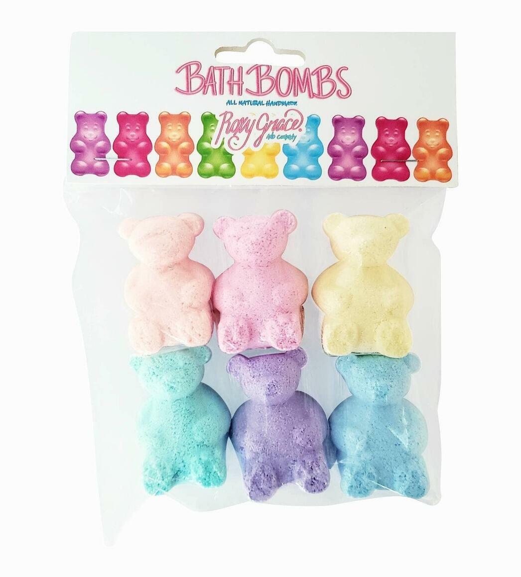 Gummy Bear Bath Bombs | Trada Marketplace