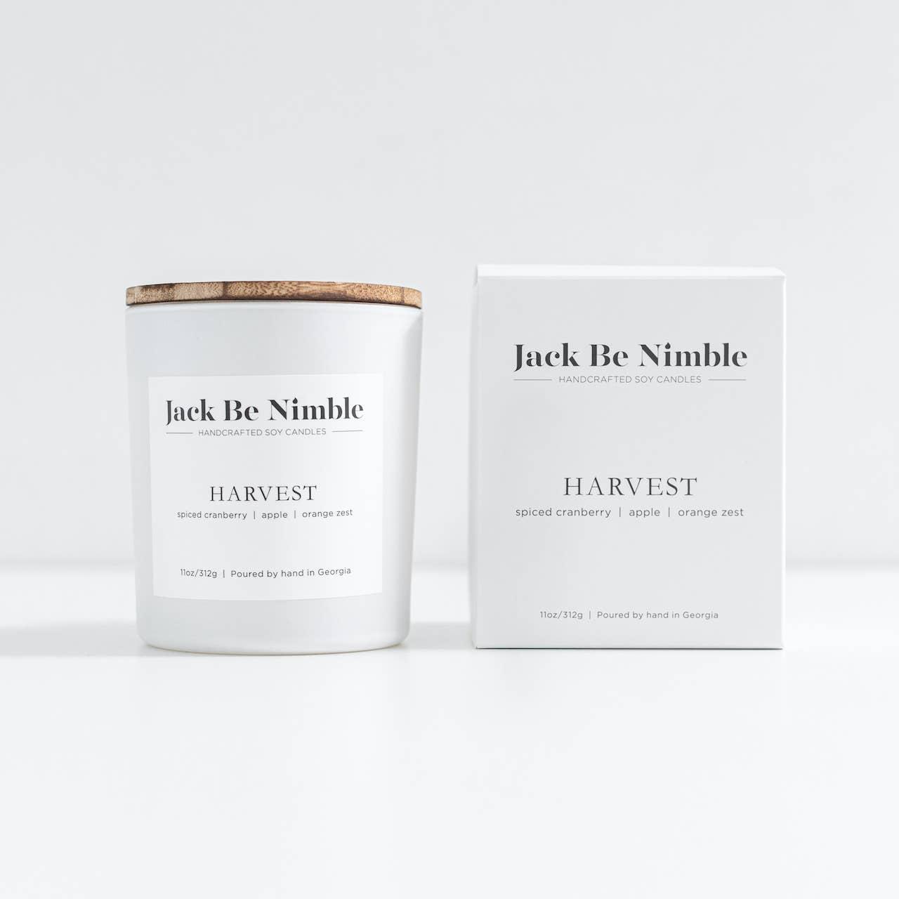 11oz Harvest Soy Candle | Trada Marketplace