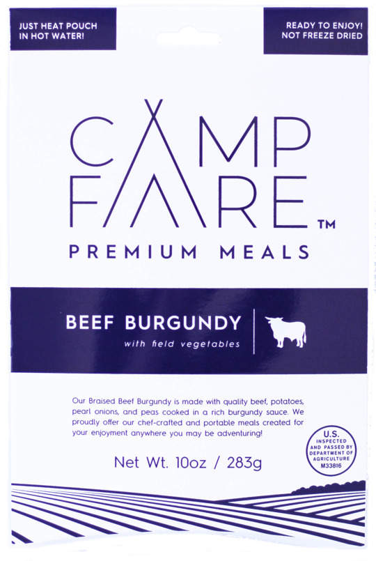 Beef Burgundy with Field Vegetables | Trada Marketplace