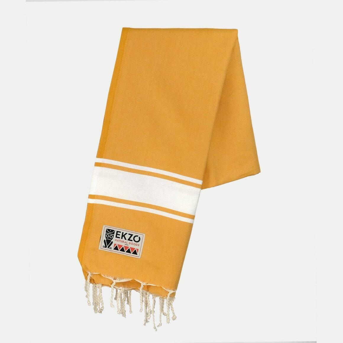Beach Towel Classic - Tangerine | Trada Marketplace