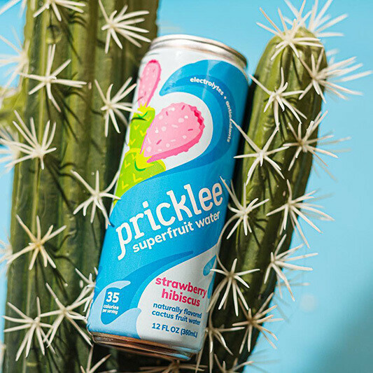 Pricklee Cactus Water | Trada Marketplace