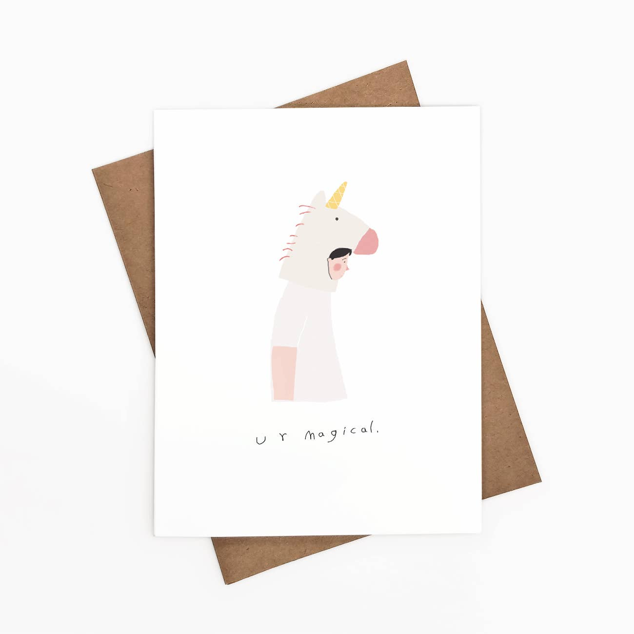 You Are Magical Greeting Card   Trada Marketplace