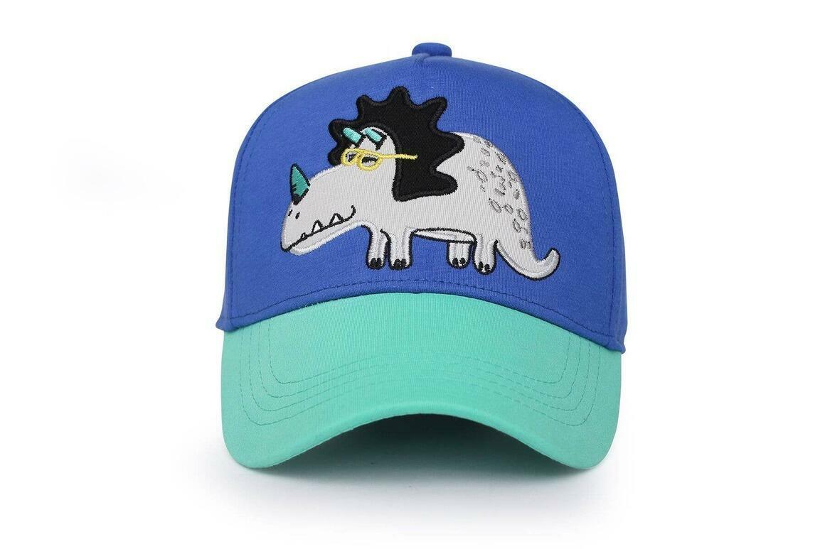 Kids UPF50+ Ball Cap - Dino | Trada Marketplace