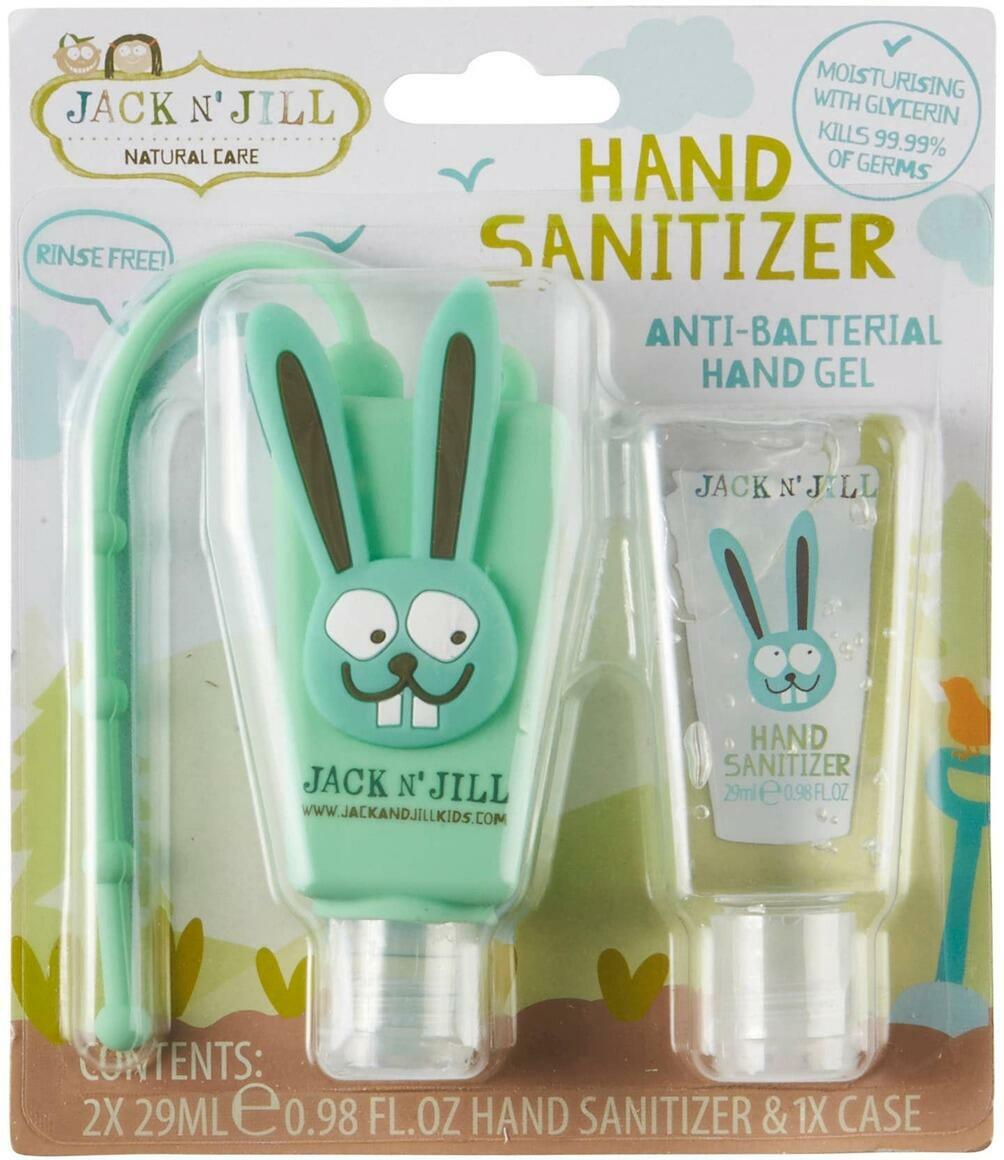 Jack N' Jill Ethanol Hand Sanitizer - Bunny 2Pack | Trada Marketplace