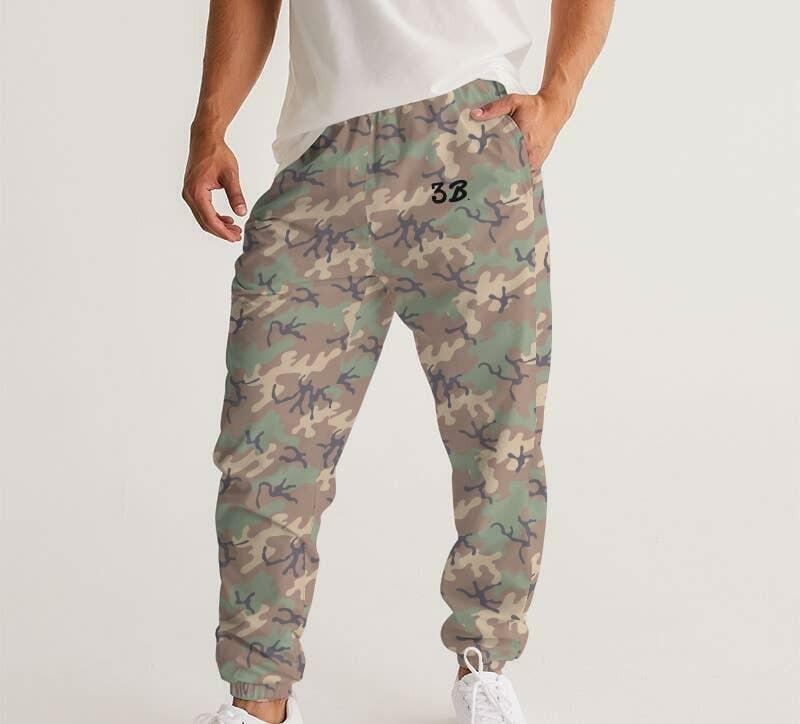 3B Camouflage Men's Joggers | Trada Marketplace