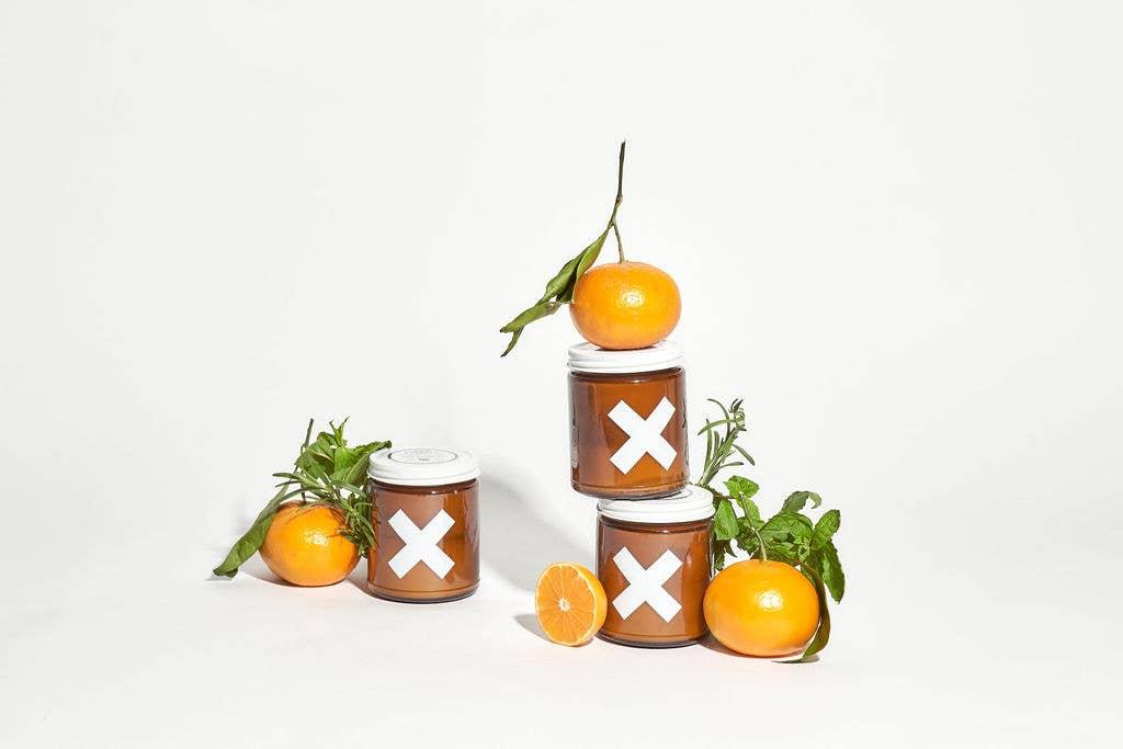9oz Blood Orange Classic Candles | Trada Marketplace