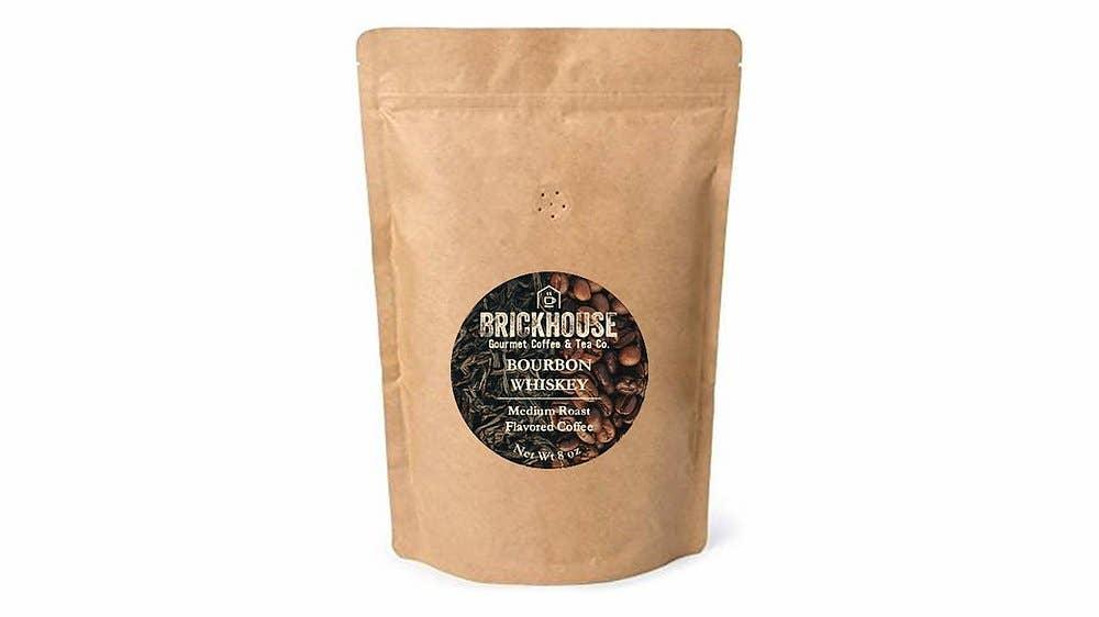 Bourbon Whiskey Flavored Coffee / 8 oz   Trada Marketplace