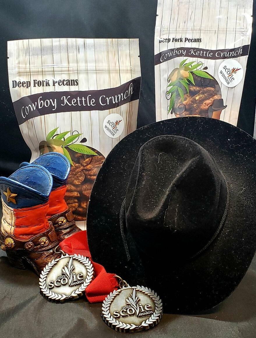 Cowboy Kettle Crunch   Trada Marketplace