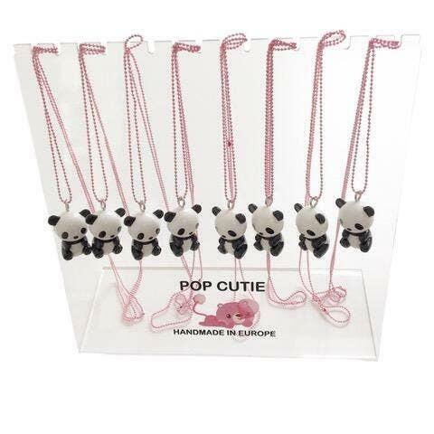 Pop Cutie Original Acrylic Necklace Display | Trada Marketplace