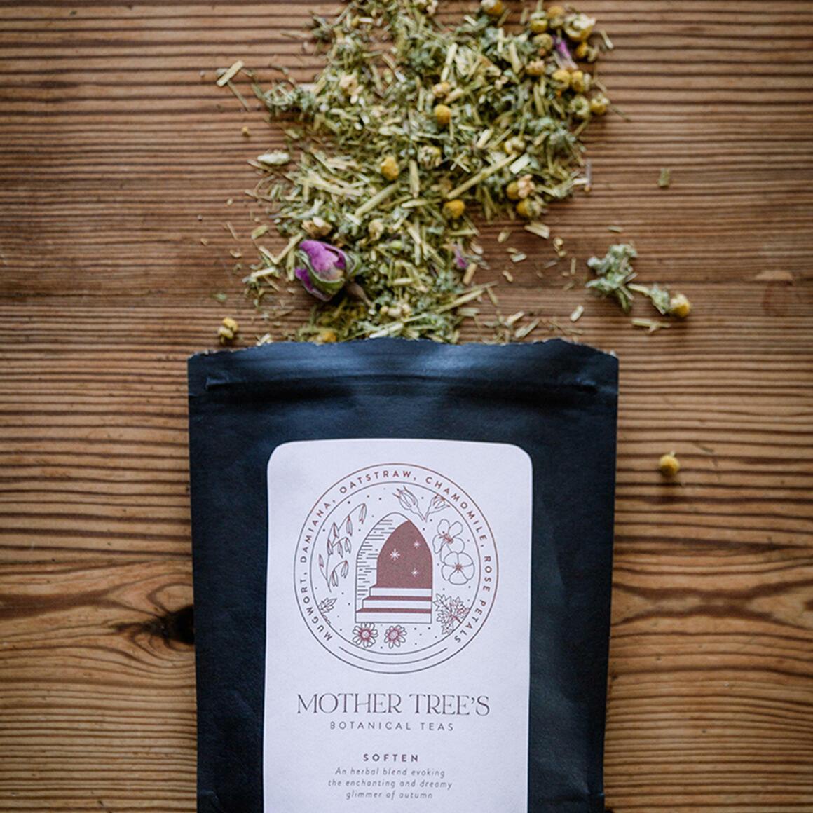 Seasonal Herbal Tea- Soften (Autumn) | Trada Marketplace