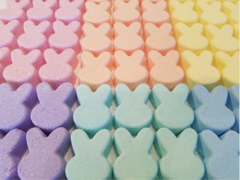 Bath Bomb Bunny Singles | Trada Marketplace