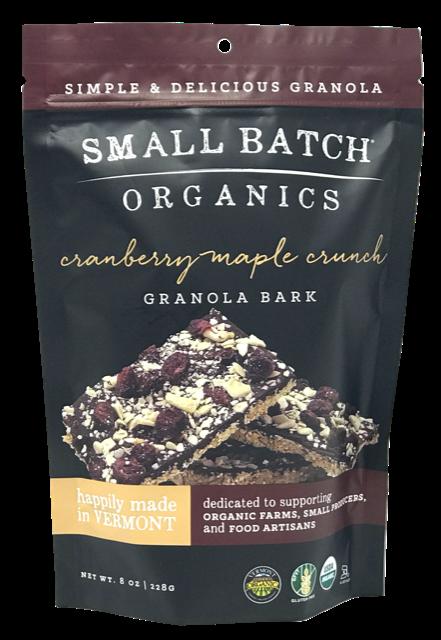 8oz Cranberry Maple Crunch Granola Bark | Trada Marketplace