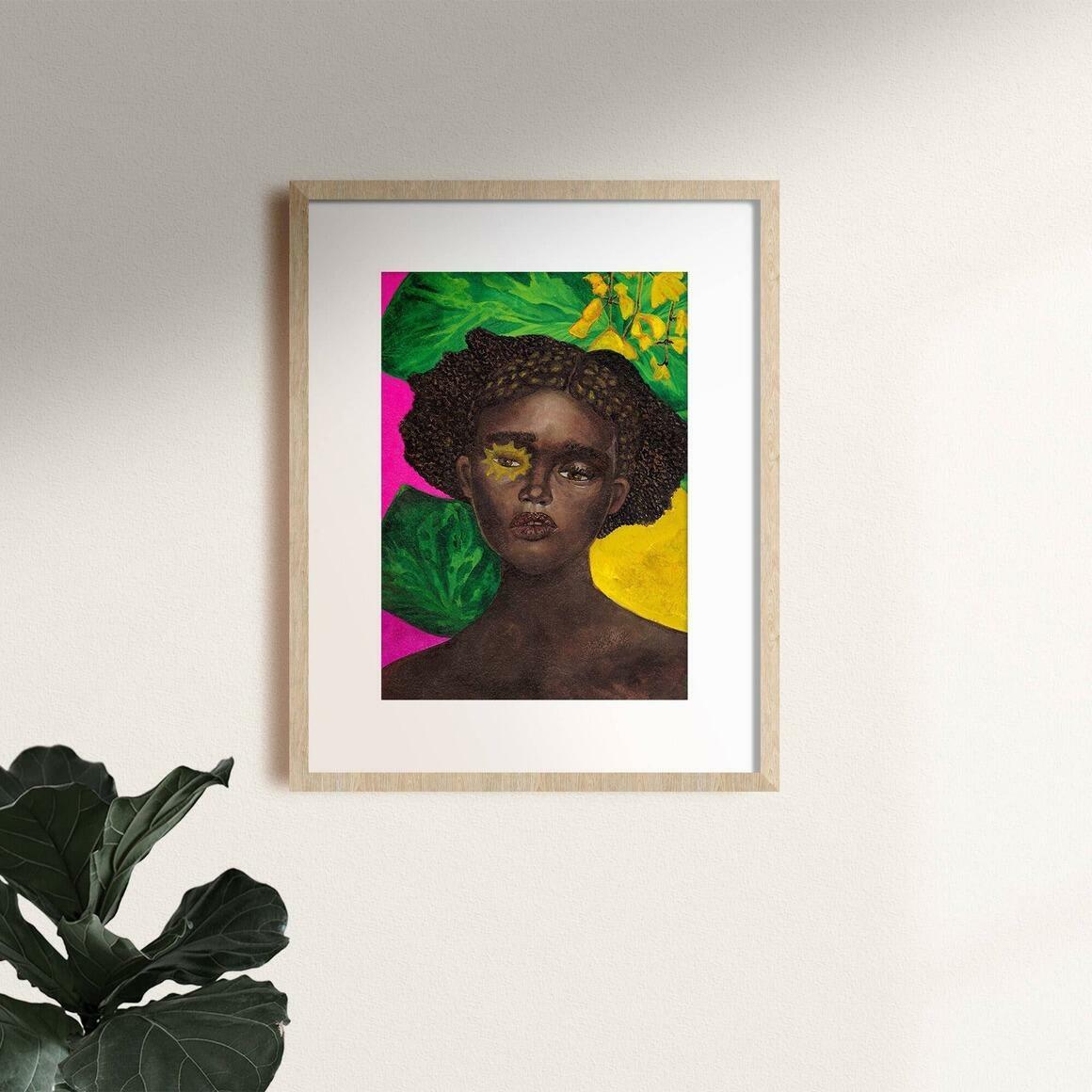 Open Edition: Portrait 3 | Trada Marketplace