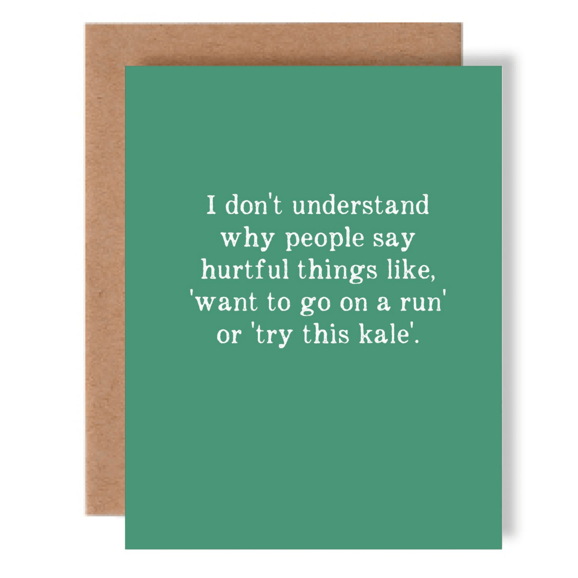 Kale Card   Trada Marketplace