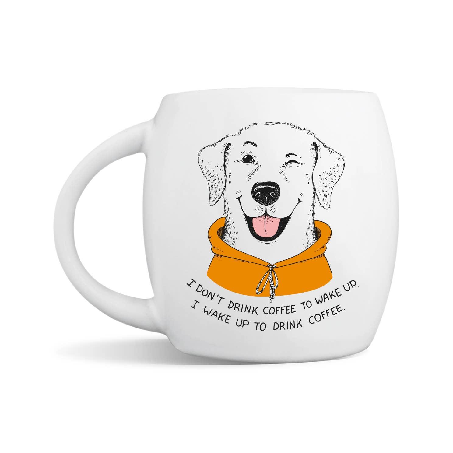 Friendly Labrador Mug | Trada Marketplace
