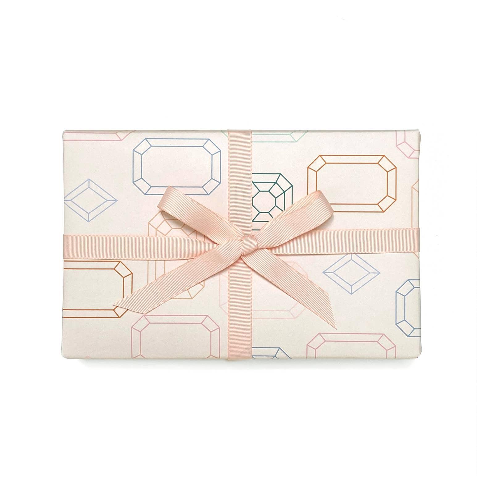 Gems Gift Wrap Sheets | Trada Marketplace