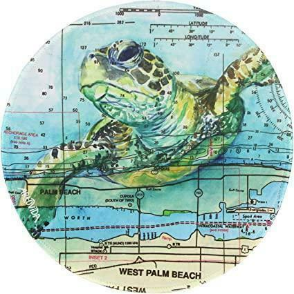 Mouse Pad - Carly Mejeur - Sea Turtle | Trada Marketplace