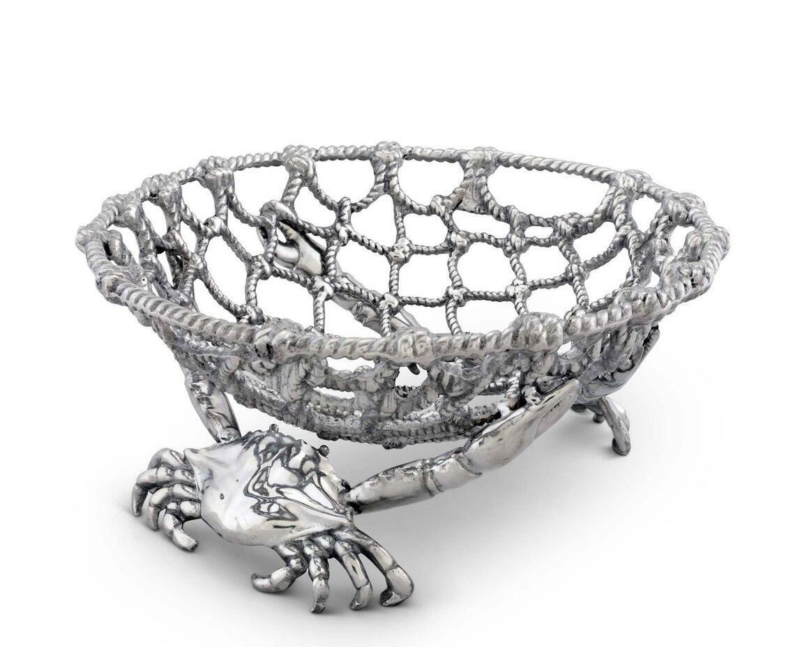 Crab and Net Fruit Basket | Trada Marketplace