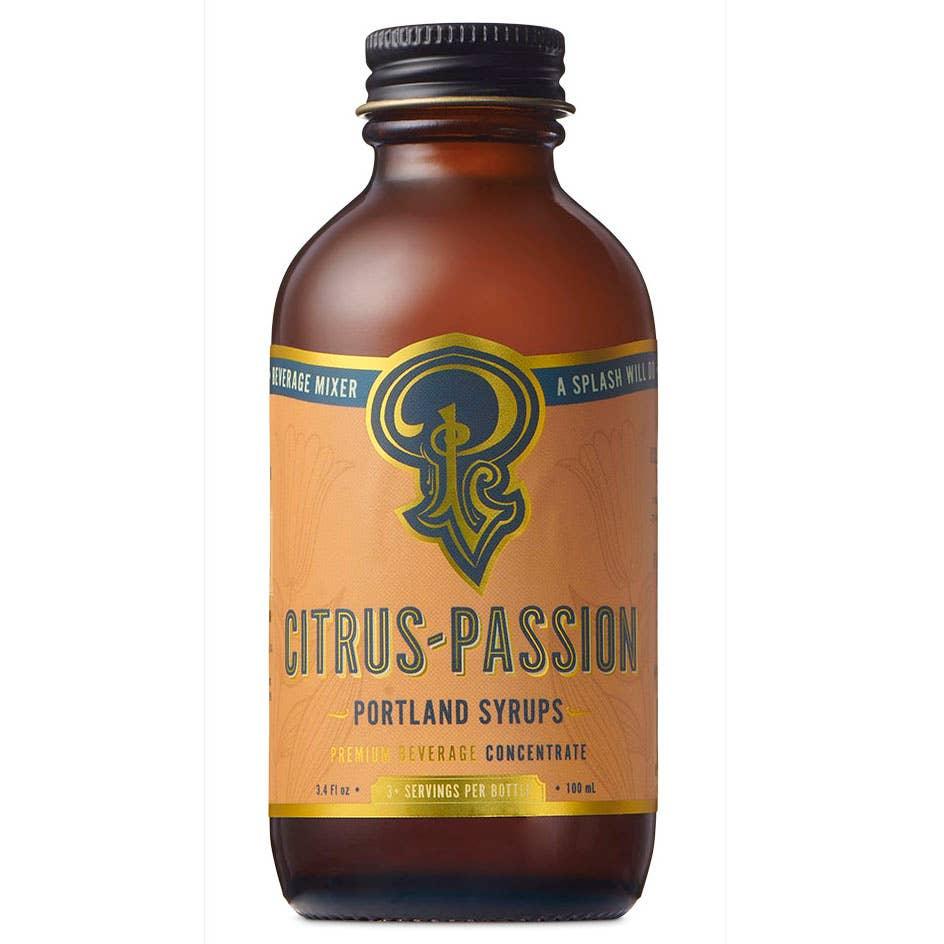 Citrus Passion Fruit Syrup (100ml) | Trada Marketplace