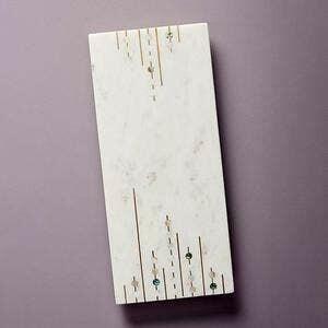 """Abruzzo Marble Cheese Board (16""""x7"""")   Trada Marketplace"""