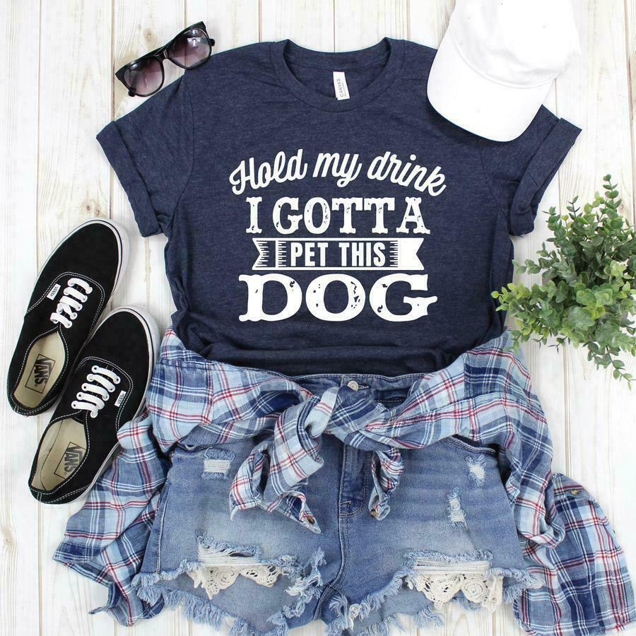 Gotta Pet This Dog Graphic Tee | Trada Marketplace