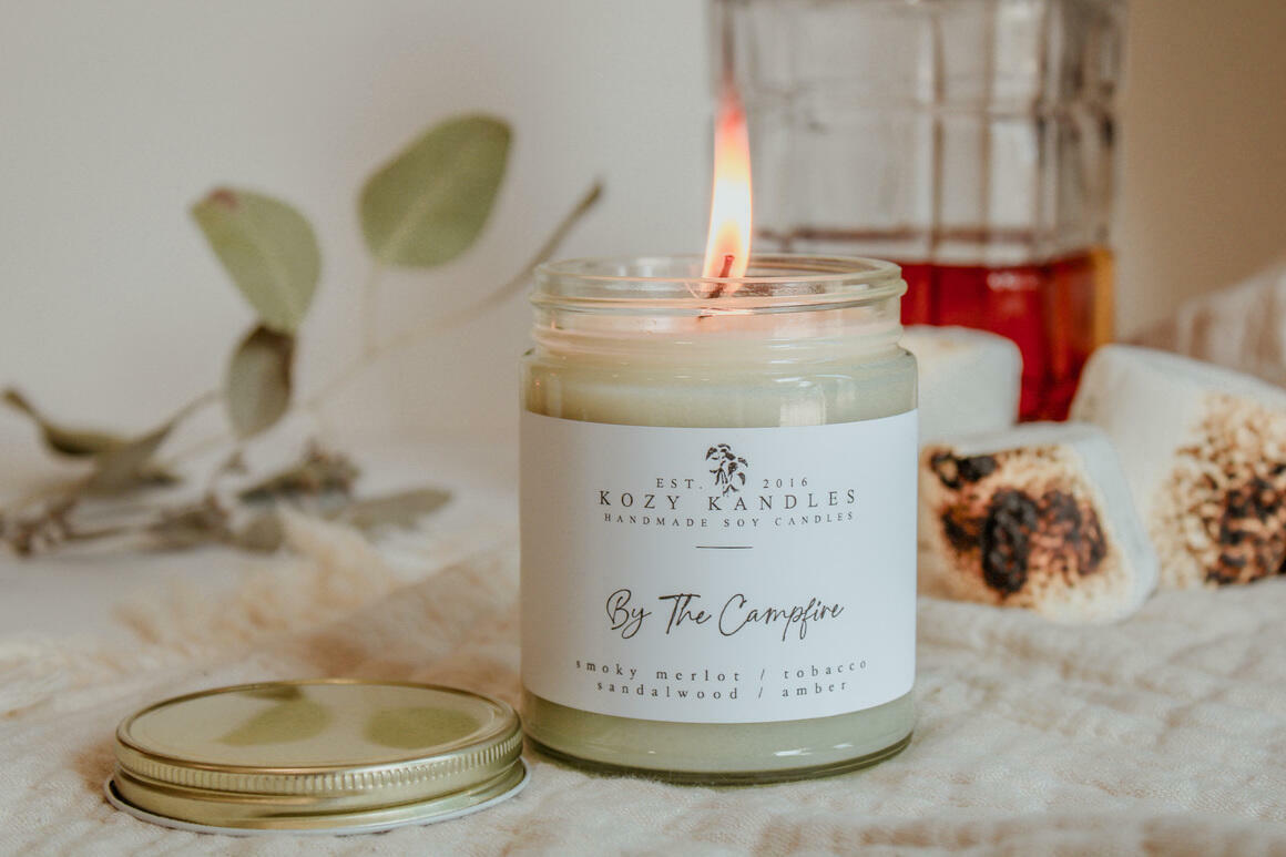 By The Campfire - 9oz | Trada Marketplace