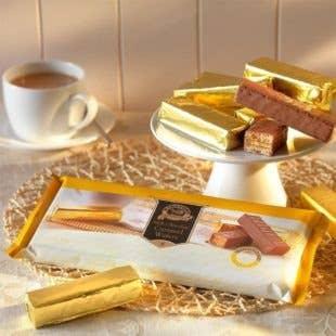 Caramel Wafers   Trada Marketplace