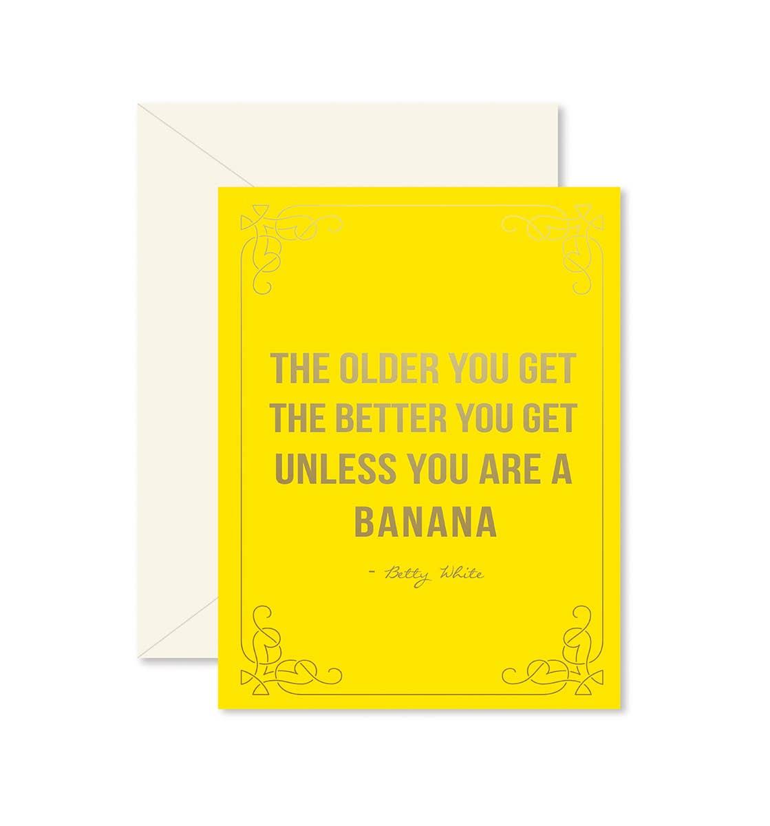Birthday Banana   Trada Marketplace