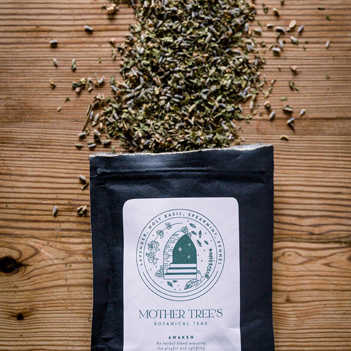 Seasonal Herbal Tea- Awaken (Spring) | Trada Marketplace