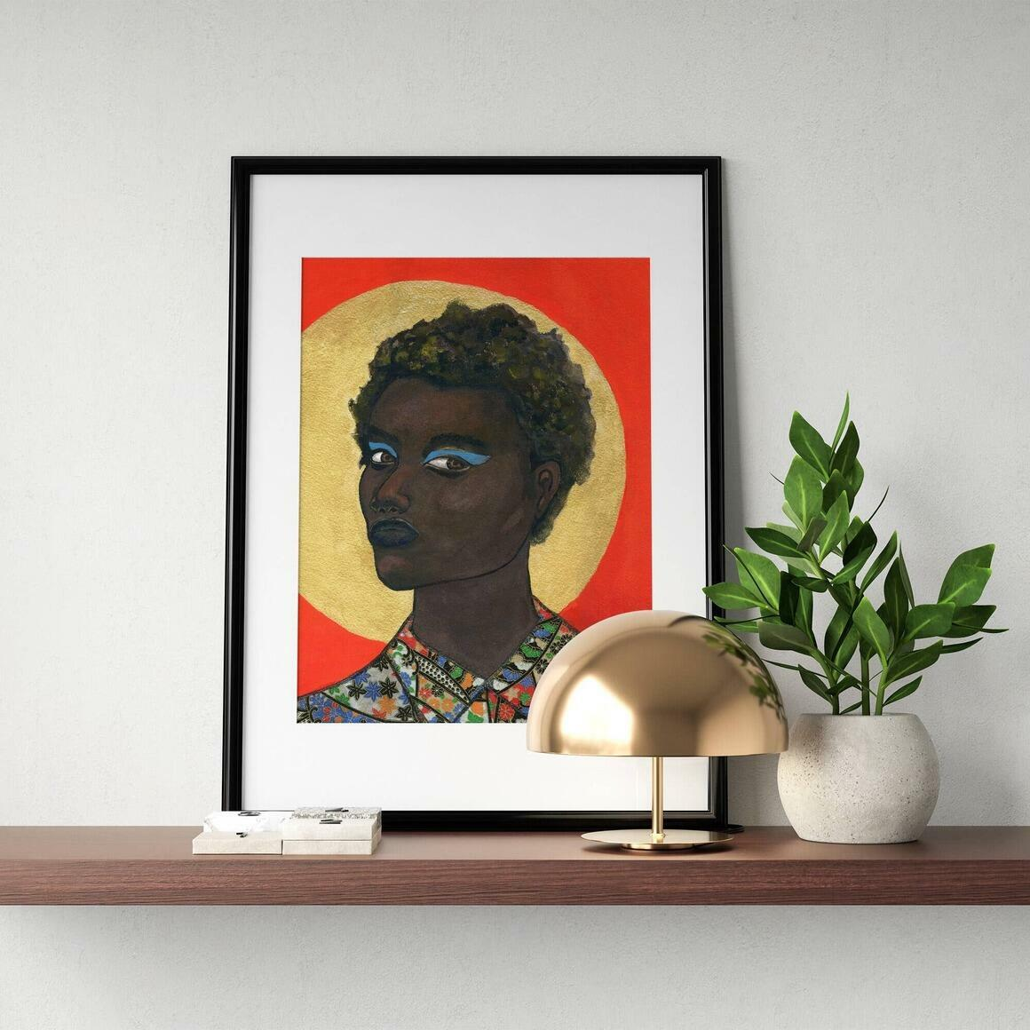 Open Edition: Portrait 1 | Trada Marketplace