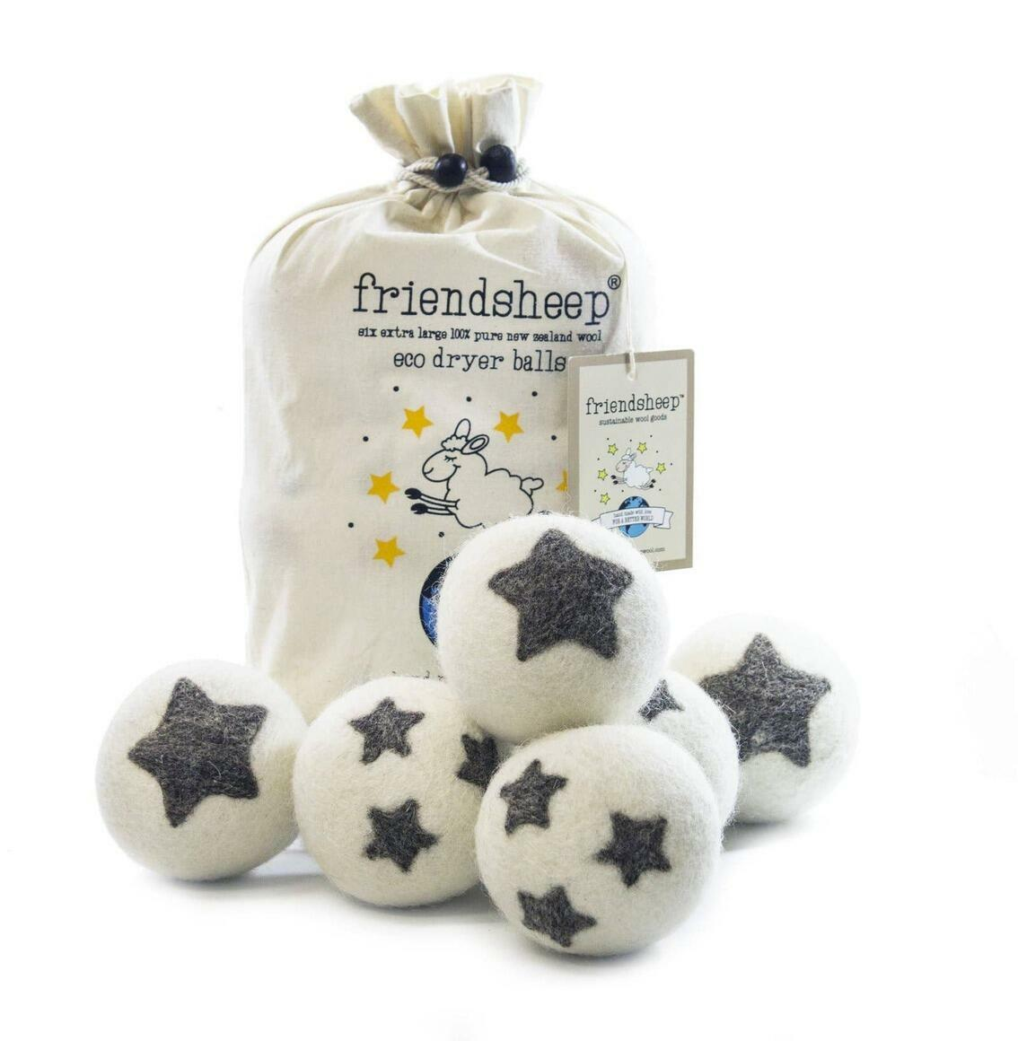 Stars Galore Eco Dryer Balls   Trada Marketplace